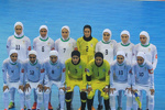 Iran women fusal team reaches semifinals in Ashgabat