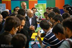 افتتاح هشتمین نمایشگاه فناوری نانو