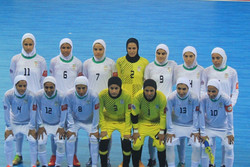 Iran women fusal team reaches semifinals in Ashgabat