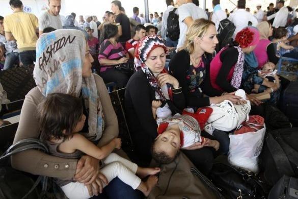 ترکی کا تارکین وطن کیخلاف آپریشن میں 1300گرفتار