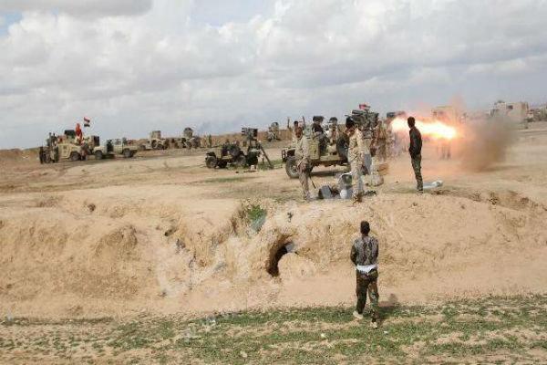 فلم/عراقی فوج کی ہیت کو آزاد کرنے کے لئےکارروائی جاری