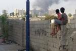 حمله به زنان و شهروندان یمنی توسط جنگندههای آل سعود
