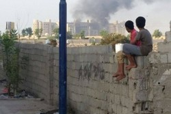 حمله موشکی به پایگاه مزدورانِ تحت امر «منصور هادی»/ وقوع انفجارهای مهیب