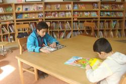 تجهیز کتابخانه ملارد به بخش کودکان فرهنگ سازی برای کتابخوانی است
