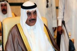 وزير الخارجية الكويتي يصل إلى طهران