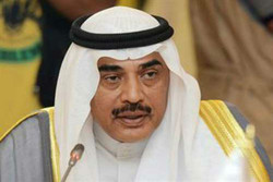 Kuwaiti FM to deliver Emir's message to Rouhani