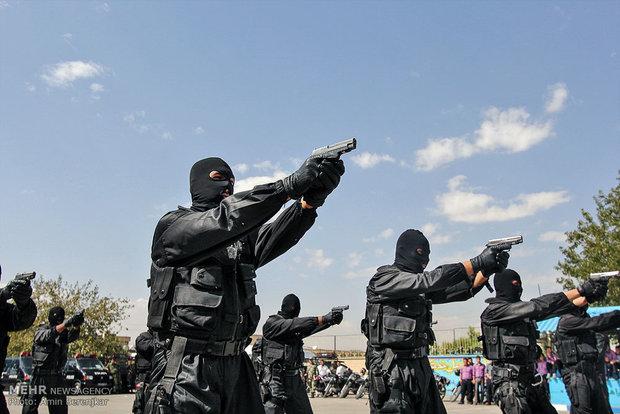 یگان ویژه؛ بازوی مقتدر، توانمند و پشتیبان ماموریت های پلیس