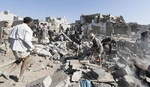 سازمان ملل خواستار تحقیق درباره جنایات عربستان در یمن شد