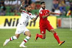 Iran, Oman share points in Muscat