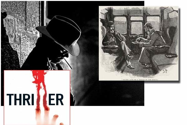 ژانر تریلر و ادبیات پلیسی