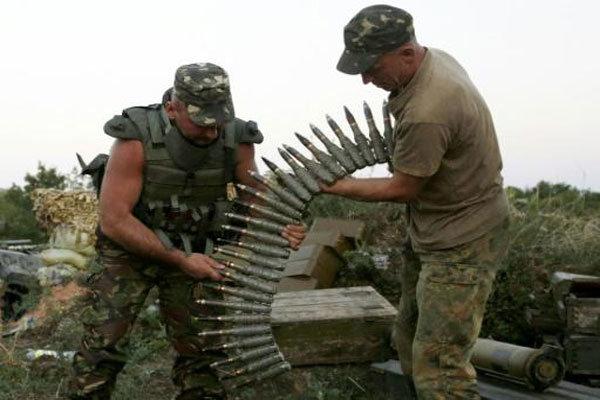 انتقال تروریست های داعش به اوکراین