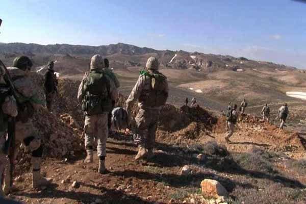 شامی فورسز کی صوبہ حماہ میں پیشقدمی جاری