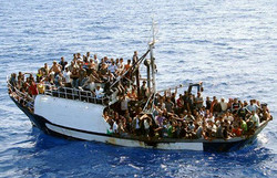 Stage 2 of EU mission against immigrant smuggling launches