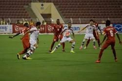 بازی ایران - عمان