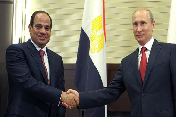 پوتین با «محمد بن سلمان» و «السیسی» دیدار می کند