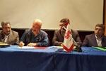 بیانیه همایش «محیط زیست از نگاه رسانه» به امضای مسئولان و خبرنگاران مهر رسید