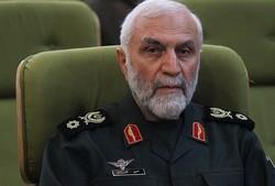 General Hamedani martyred in Syria