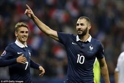 فرانسه 4 - ارمنستان صفر