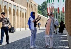 ورودی اصلی هیچ گردشگر خارجی اصفهان نیست