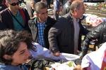 شهروندان ترکیهای: هنوز در شوک حادثه هستیم