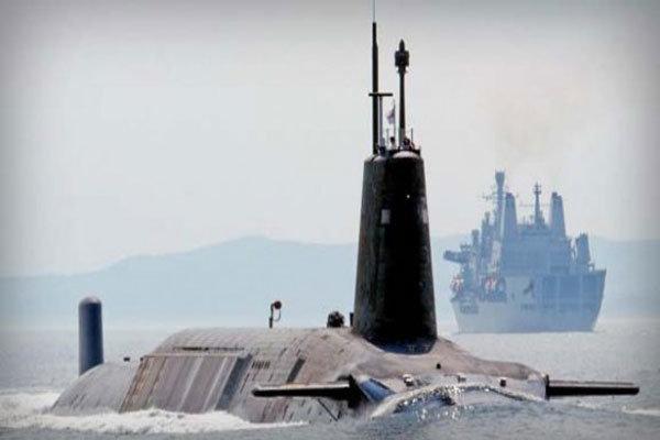 رزمایش هستهای؛ واکنش انگلیس به حضور نظامی روسیه در سوریه