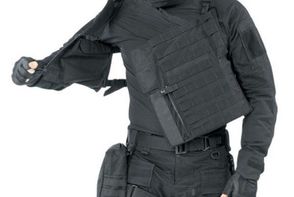 Iran makes new generation of bulletproof vests
