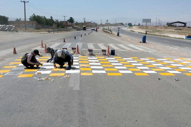 ۴۳ نقطه پرتصادف جاده ای در مازندران ایمن سازی شد