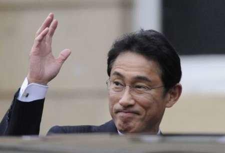 جاپان کے وزیر خارجہ کا آج دورہ تہران