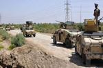 نیروهای عراقی به دنبال تسخیر آخرین دژ داعش در «صلاحالدین»