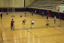 National goalball team secures spot at World C'ships