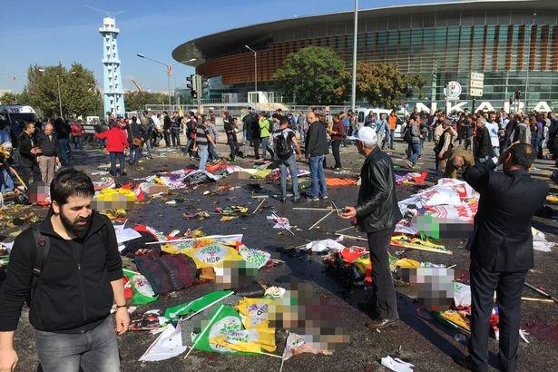 تقویت فرضیه دست داشتن پ ک ک در انفجارهای ترکیه/دستگیری دو مظنون