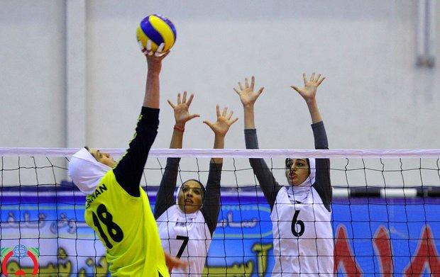 ۸ تیم برتر لیگ والیبال دختران مازندران معرفی شدند 1866802
