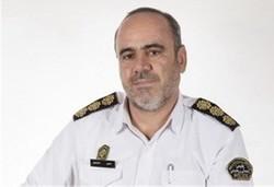 سرهنگ منصور جمشيدي، رئيس پليس راهنمايي و رانندگي استان يزد