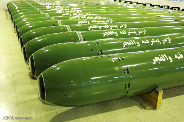 Mass-production of 'Valfajr' smart torpedo starts
