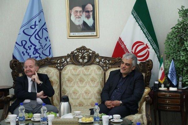 رئیس دانشگاه شهید بهشتی