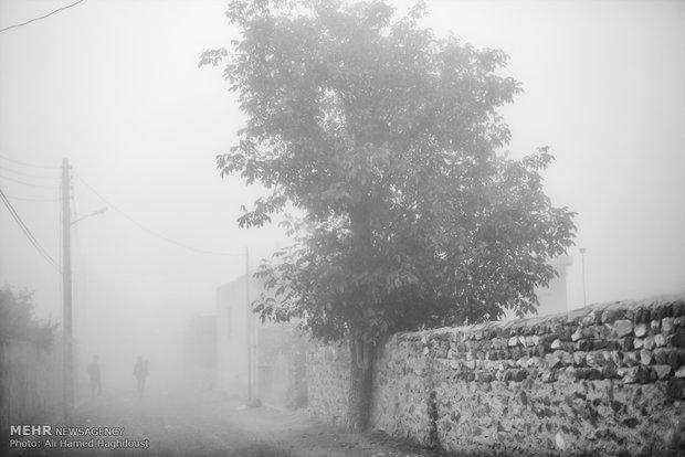 روستاهای مه گرفته ارسباران