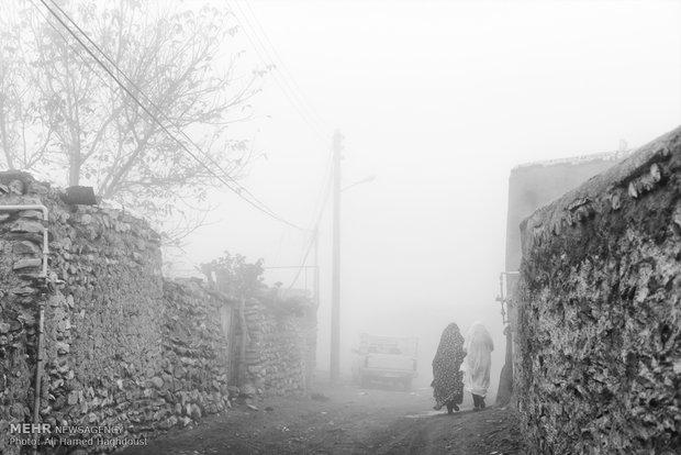 قرى ارسباران في ايران