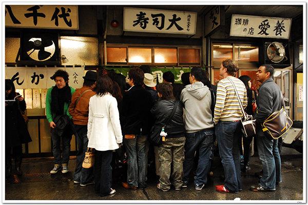 چرا توکیو معروف به شهر غذا است؟