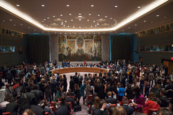 UN Security Council adopts resolution on women, peace