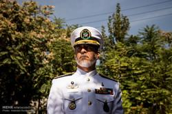 دیدار امیر سیاری با هیئت نظامی چین