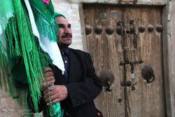 پرچم نصب کرنے کی تقریب سے محرم کا آغاز