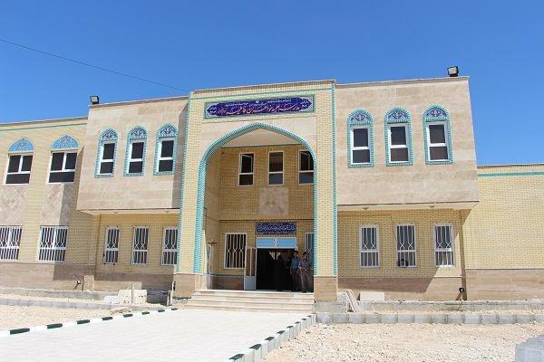 افتتاح مدرسه علمیه فاطمیه خورموج