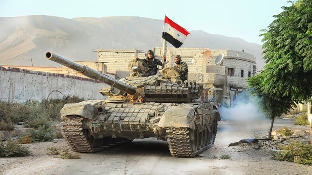 Syrian army kills over 14 terrorists in Hama, Idleb