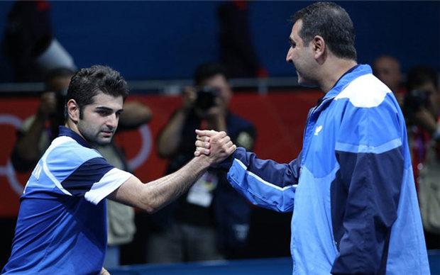 Noshad Alamian snares Iran's third Olympic berth