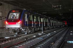 هر ۹۷هزارنفر يك ايستگاه و هر ۵۳ هزار نفر يك كيلومتر مترو
