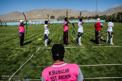 نتایج رقابتهای بانوان ایران در مسابقات ریکرو قهرمانی جهان