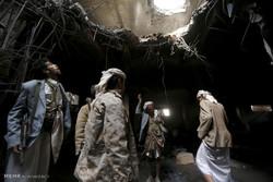 سعودی عرب کی یمن کے صوبہ صعدہ پر بمباری سے 5 افراد شہید