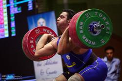 لیگ برتر وزنه برداری باشگاه های کشور