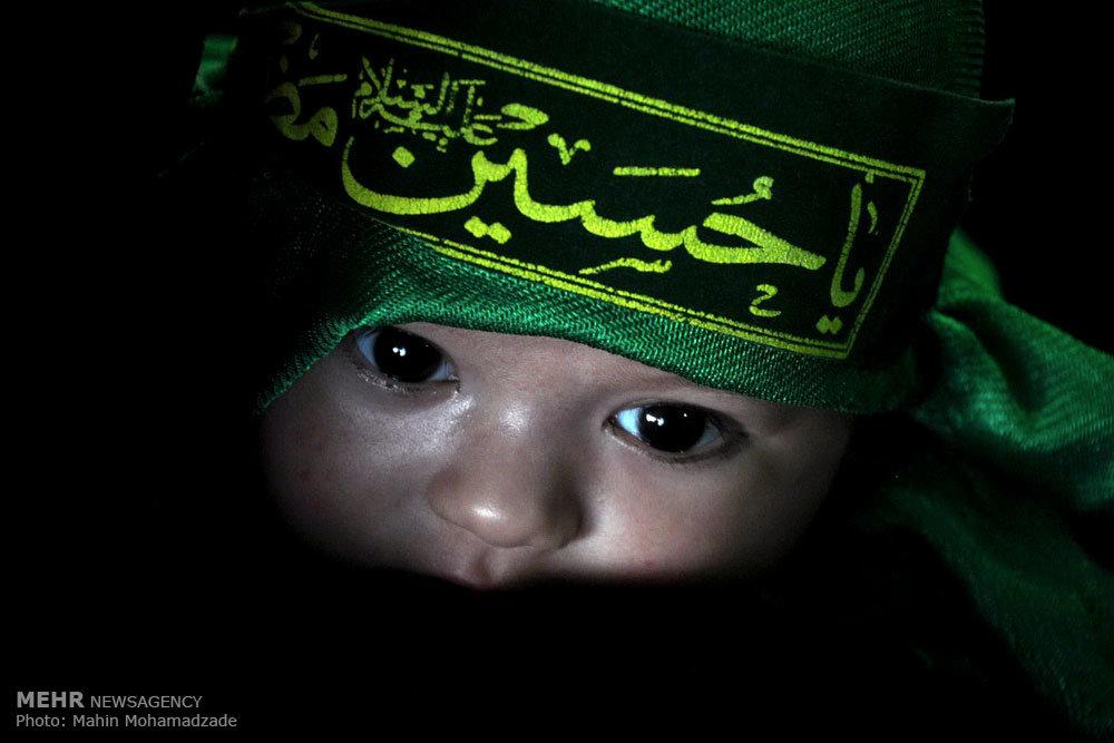 مجموعه عکس همایش شیرخوارگان حسینی