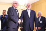 دیدار وزرای امورخارجه ایران و آلمان